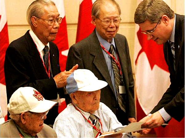 ChineseHeadTaxApology(PETER POWER-TORONTO STAR FILE PHOTO)