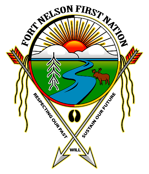 Fort Nelson 'First Nation' logo