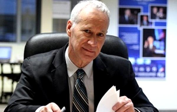David Birnbaum, the parliamentary assistant to Quebec's education minister