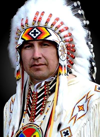 Treaty 6 Grand Chief Tony Alexis
