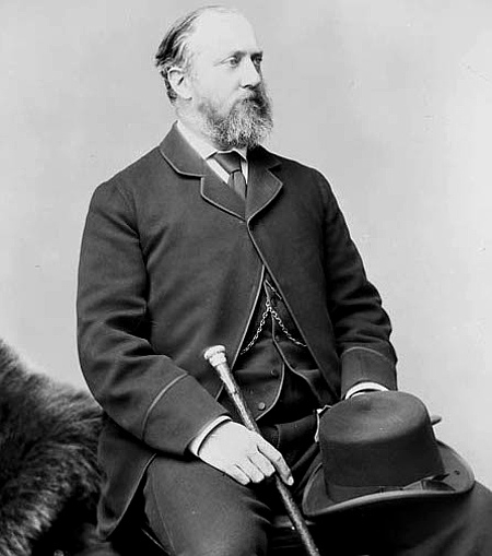 Lord Stanley of Preston (IMAGE: William James Topley (1845–1930), Library and Archives Canada)
