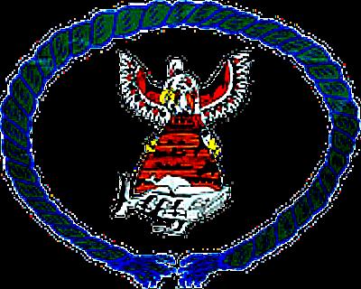 Ahousaht 'First Nation'flag