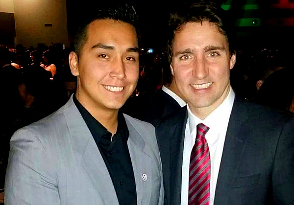 Andre Bear (FSI'N') and Junior